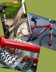 Bicylcle Collage 1